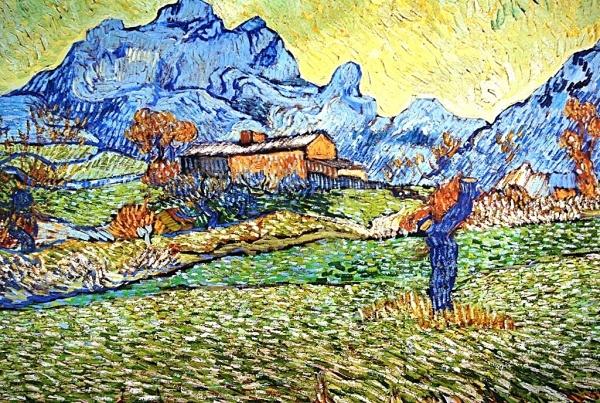 Derniére demeure de Van Gogh