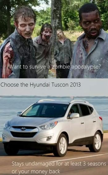 The Walking Dead season 4 Memes 7