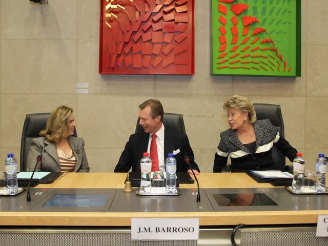 A la commission