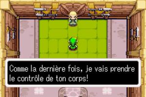 The Minish Cap - Chapitre 6 - Cité d'Hyrule