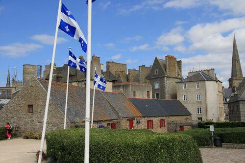 En passant par Saint-Malo