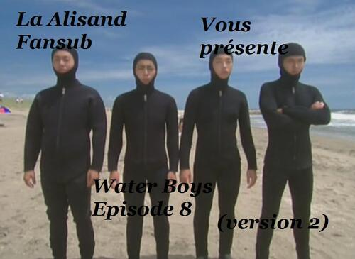 Water Boys Saison 1 Episode 8 - Version 2