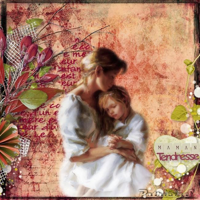 Bonne fête aux mamans  de la Belgique Canada Italie Suisse et autres continents