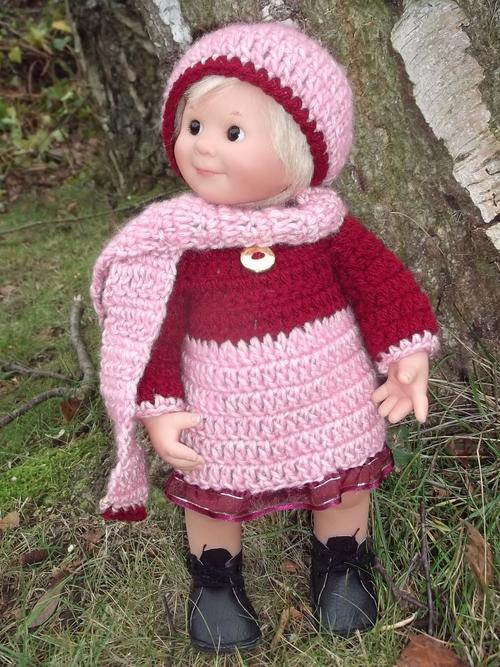 Nouvelle tenue pour Helga
