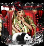 Vos Tutos Asian , Geisha