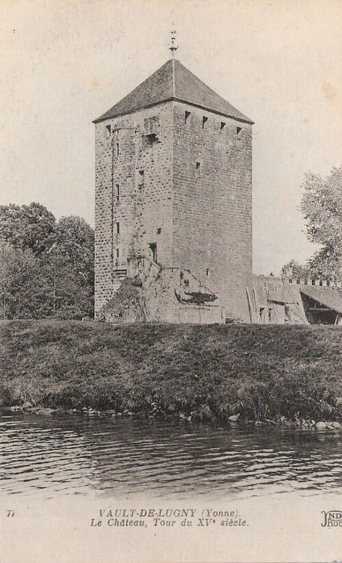 Vault-de-Lugny (89)