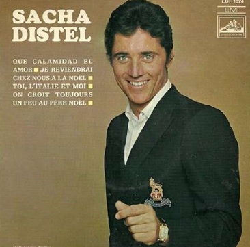 Sacha Distel, 1968