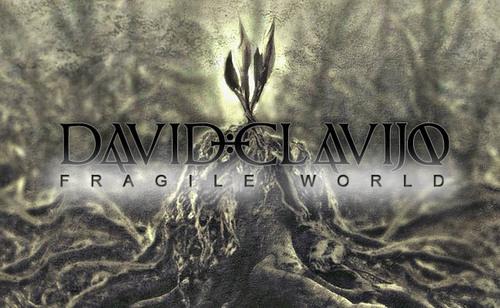CLAVIJO, David - Fragile World (2016)  (Celtique)