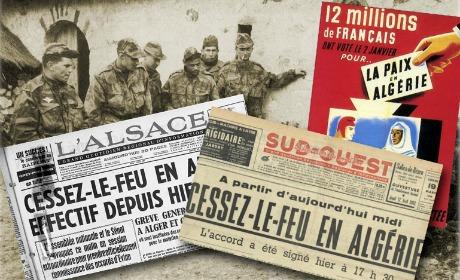 « Jacques Chevallier, l'incompris d'Alger » Un article de Françoise Le Forestier  *** Chevallier servant de l'Algérie libre un article de Marc SEMO