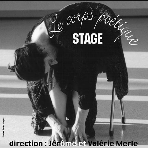 """Stage """"Le corps poétique"""" 2004"""