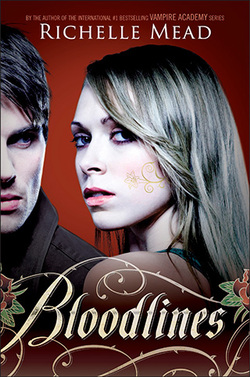 Bloodlines de Richelle Mead