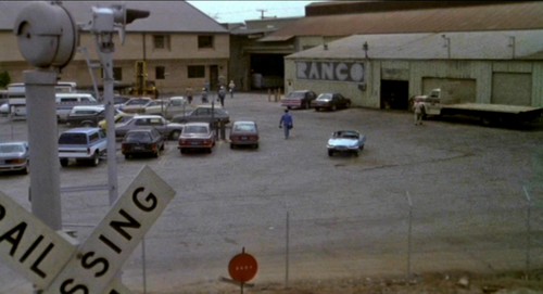 Paiement cash, 52 Pick-up, John Frankenheimer, 1987