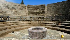 Jouer à Ancient city Pompeii escape