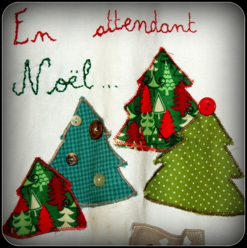 On prépare Noël ...