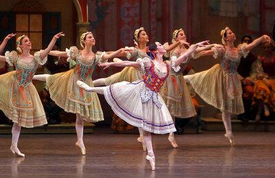dance ballet coppelia mazurka