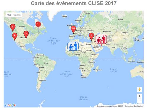 SEmaine de la CLasse Inversée : CLISE 2017