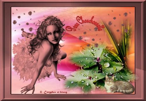 CADEAU DE MON AMIE LOVECREATIONS RAPHIE