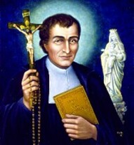 Saint Louis-Marie Grignion de Montfort († 1716)