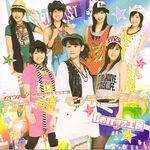 17th single : Yuke yuke monkey dance