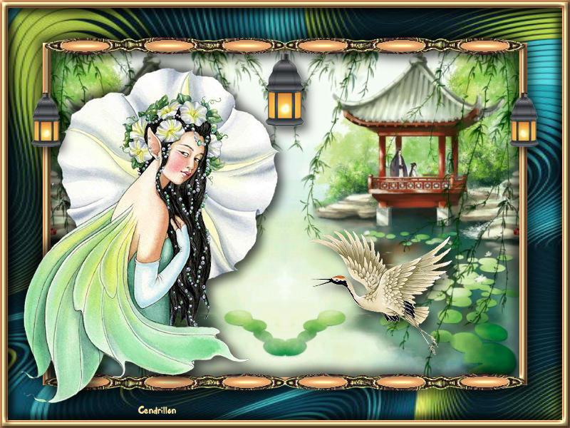 Asian Theme - Jemima