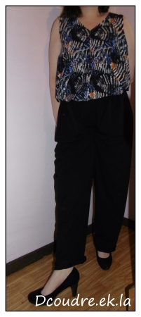 #7 Twist Strap Outfit