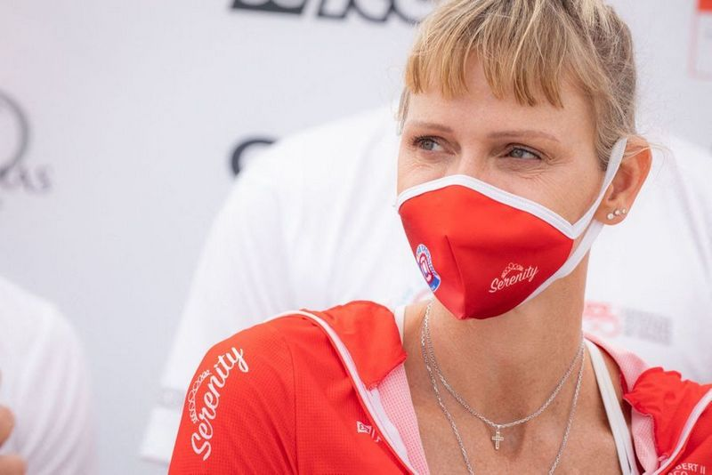 """The Crossing : Calvi-Monaco Water Bike Challenge"""