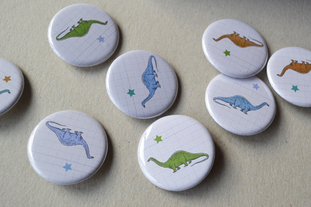 """Un anniversaire """"dinosaures"""", sobre et de bon gout #1"""