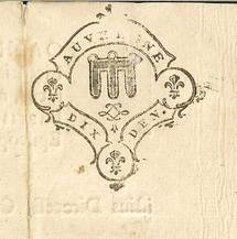 1735  Lettre canonique de l'évêque de Clermont
