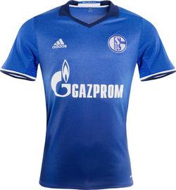 Les Nouveau Maillot Schalke 04 2017 pas cher