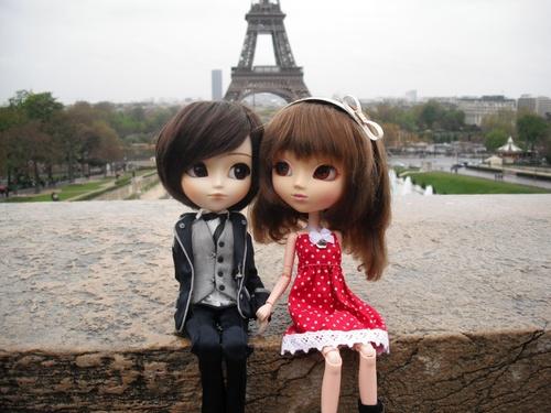 Trocadero's Lovers
