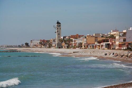 La côte à Cstelno