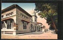 DE GAULLE  à  Biskra