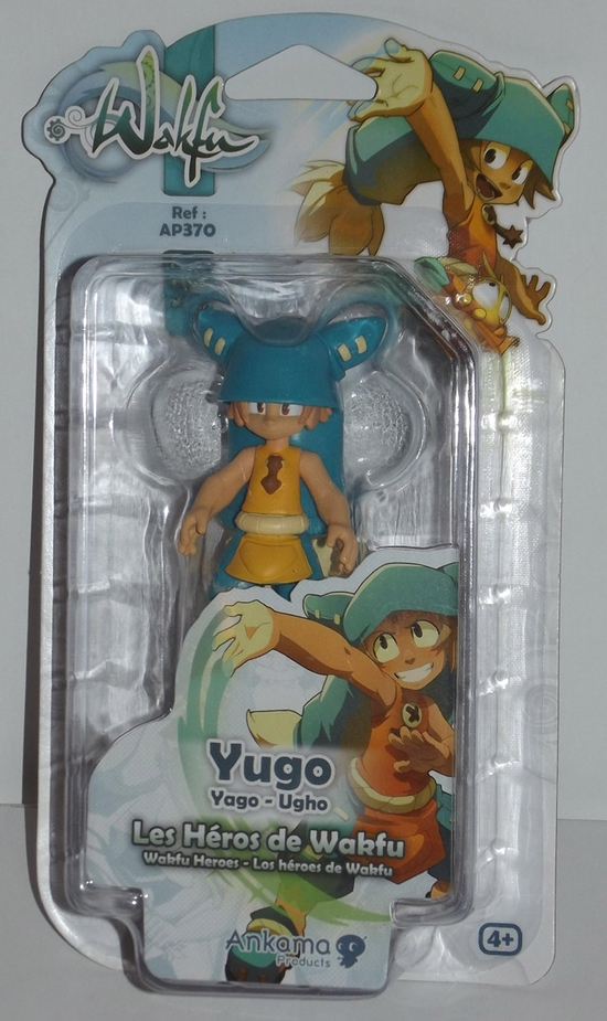 Figurine wakfu small yugo 1