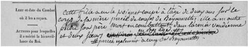 """Victoire Rousseau, """"la Mancotte""""...."""
