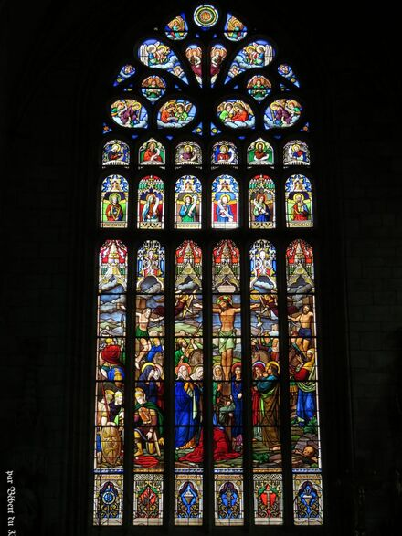 Eglise à Quimperlé  - 3