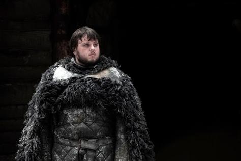 La tenue de Jon Snow de la Garde de Nuit