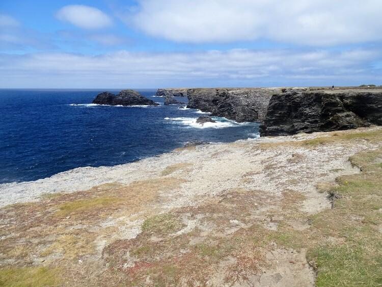 Belle-Île ; La grotte de l'Apothicairerie