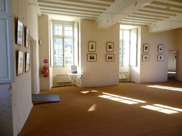 Une exposition très intéressante au Château de Bussy Rabutin...