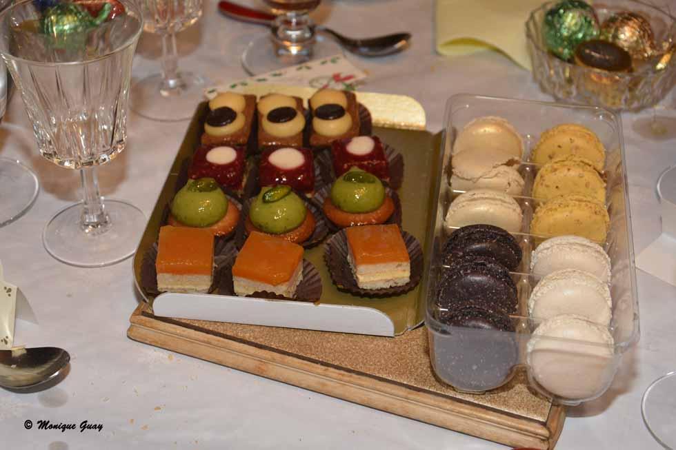 Desserts de fête