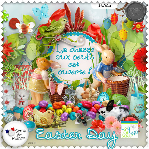 Easter Day par LEAUGOSCRAP