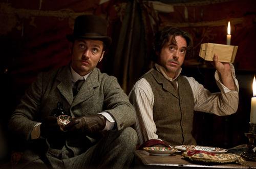 Sherlock Holmes : Jeu d'ombres