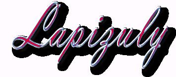 *** Lapizuly ***