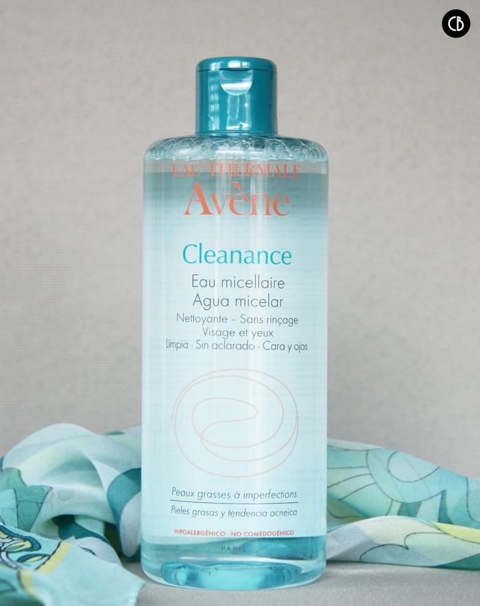 Remportez trois eaux micellaires Cleanance Avène