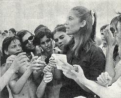 Aout 1967 : Le jour le plus beau de l'été ! CADEAU EN EXCLUSIVIE MONDIALE !
