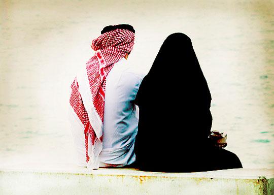 Les traits de l'époux musulman