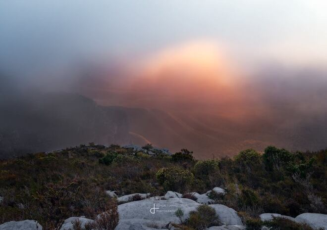 bluff knoll nature photography