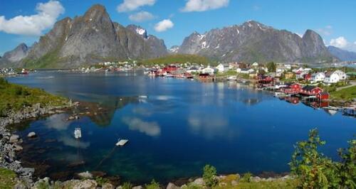 NORVÈGE. Lofoten. Beautiful Lofoten, Norway, Arctic Circle (Voyages)