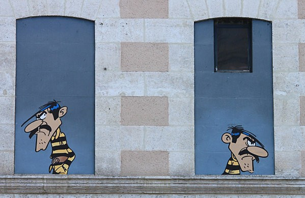 trompe l'oeil Angoulême 26