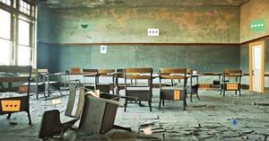 Jouer à Genie Forgotten classroom escape