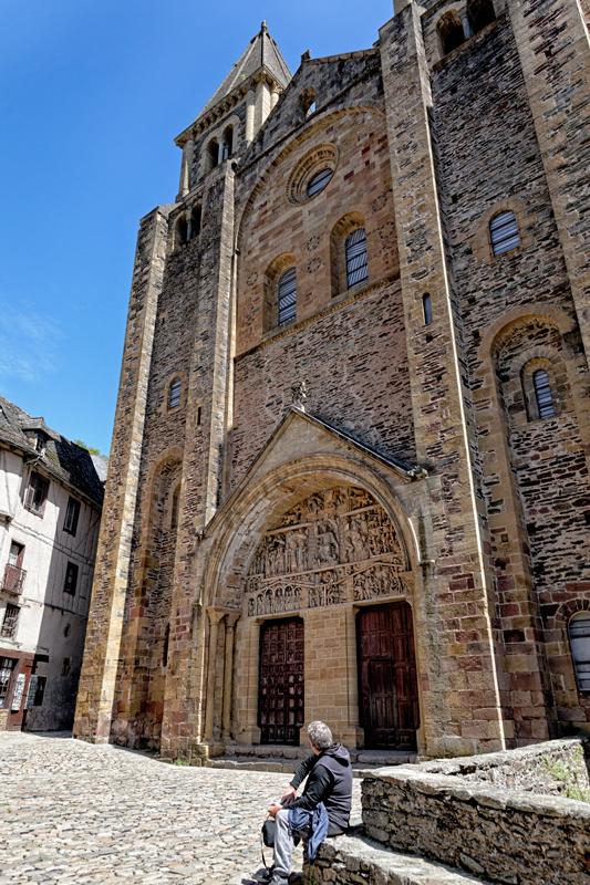 Conques - La perle Aveyronnaise